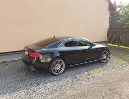 Audi A5 s autofóliemi LLumar ATR15,20CH