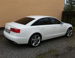 Audi A6 s autofoliemi Llumar AT5,15