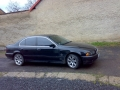 BMW 5 E39 - protislunecni autofolie Llumar AT15