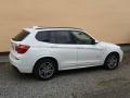 BMW X3 s autofóliemi LLumar AT15GR