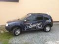 Dacia Duster - autofolie Llumar AT15,35