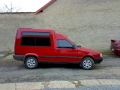 Fiat Fiorino - protislunecni autofolie Llumar AT15,35