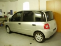 Fiat Multipla - protislunecni autofolie Llumar na autosklo AT15,35