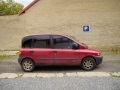 Fiat Multipla - protislunecni autofolie Llumar na autosklo AT15,5,35
