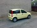Fiat Panda - protislunecni autofolie Llumar na autosklo ATR15,35