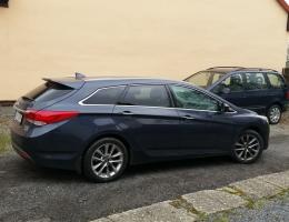 Hyundai I40 s bezpecnostnimi autofoliemi LLumar 100um
