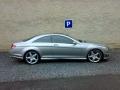 Mercedes Benz CL500 instalace protislunecni autofolie Llumar AT35CH