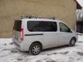 Peugeot Expert instalace protislunecni autofolie Llumar AT5