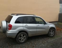 Toyota Rav4 s autofoliemi Llumar AT15