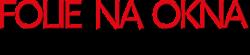 Fólie na okna Logo